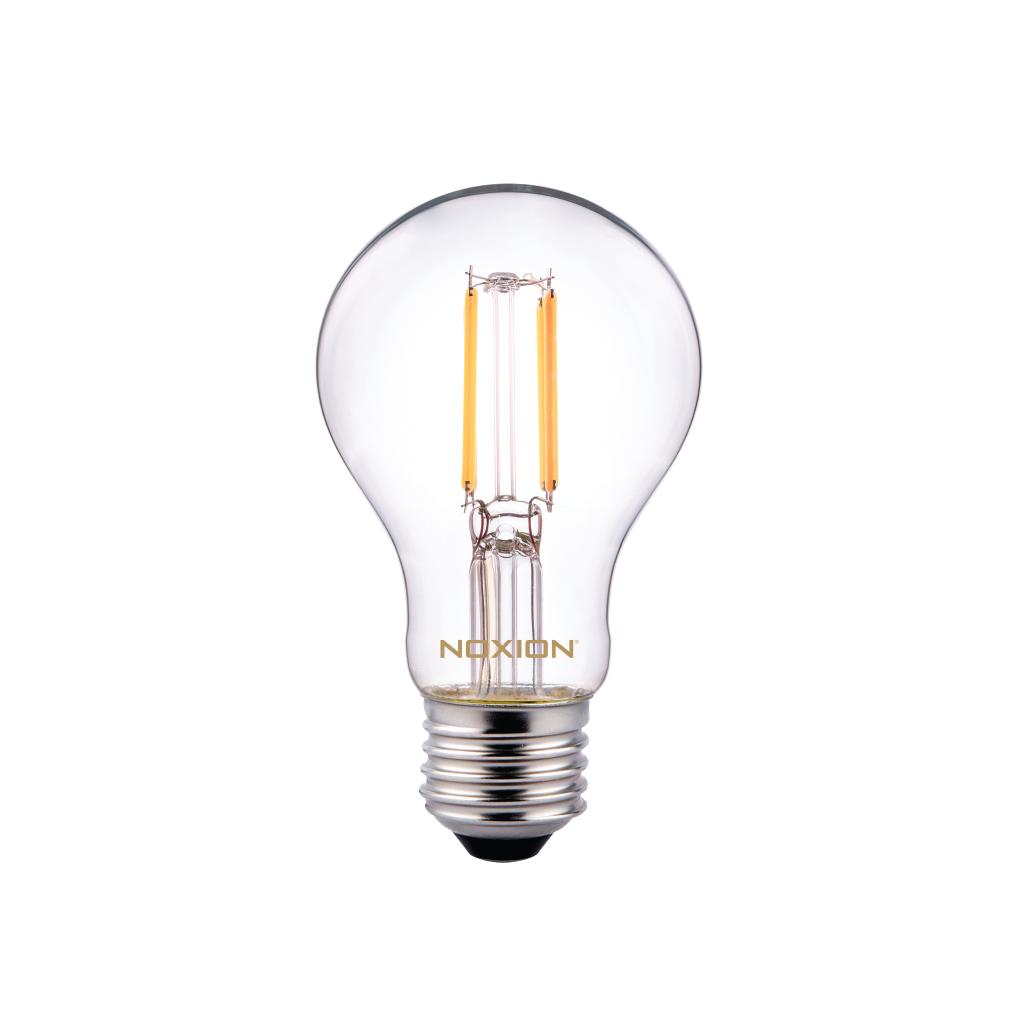 Noxion Lucent Classic LED Filament A60 E27 5W 822-827 Claire | Dimmable - Remplacement 40W