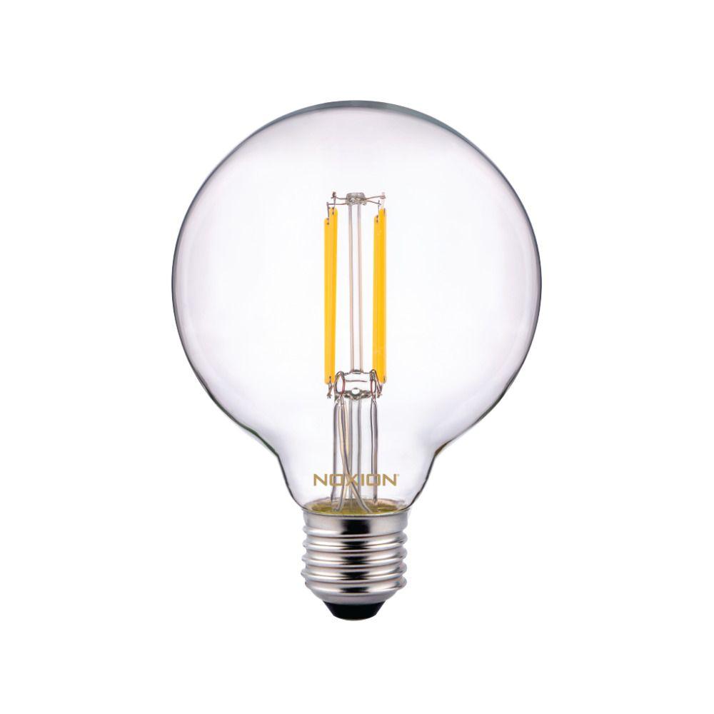 Noxion PRO LED Globe Classic Filament G95 E27 8W 827 Claire | Dimmable - Remplacement 60W