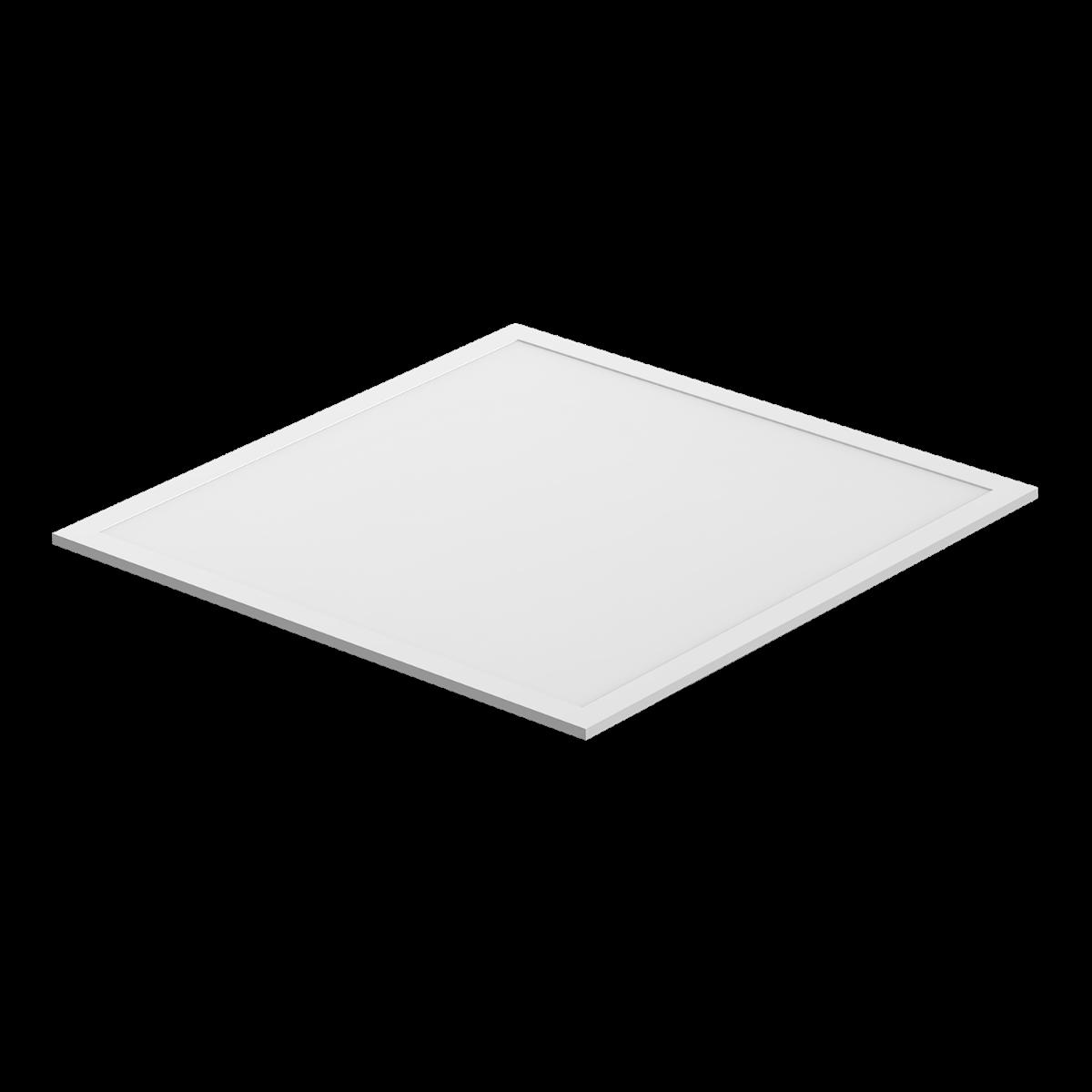 Noxion Panneau LED Econox 32W 60x60cm 3000K 3900lm UGR <22 | Blanc Chaud - Substitut 4x18W