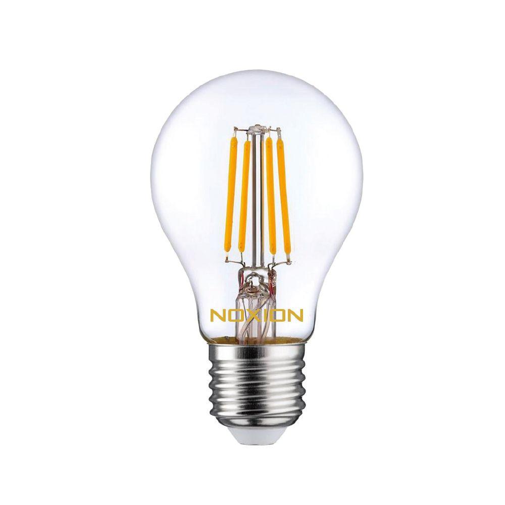 Noxion Lucent Filament LED Bulb 8W 827 A60 E27 Claire | Remplacement 75W