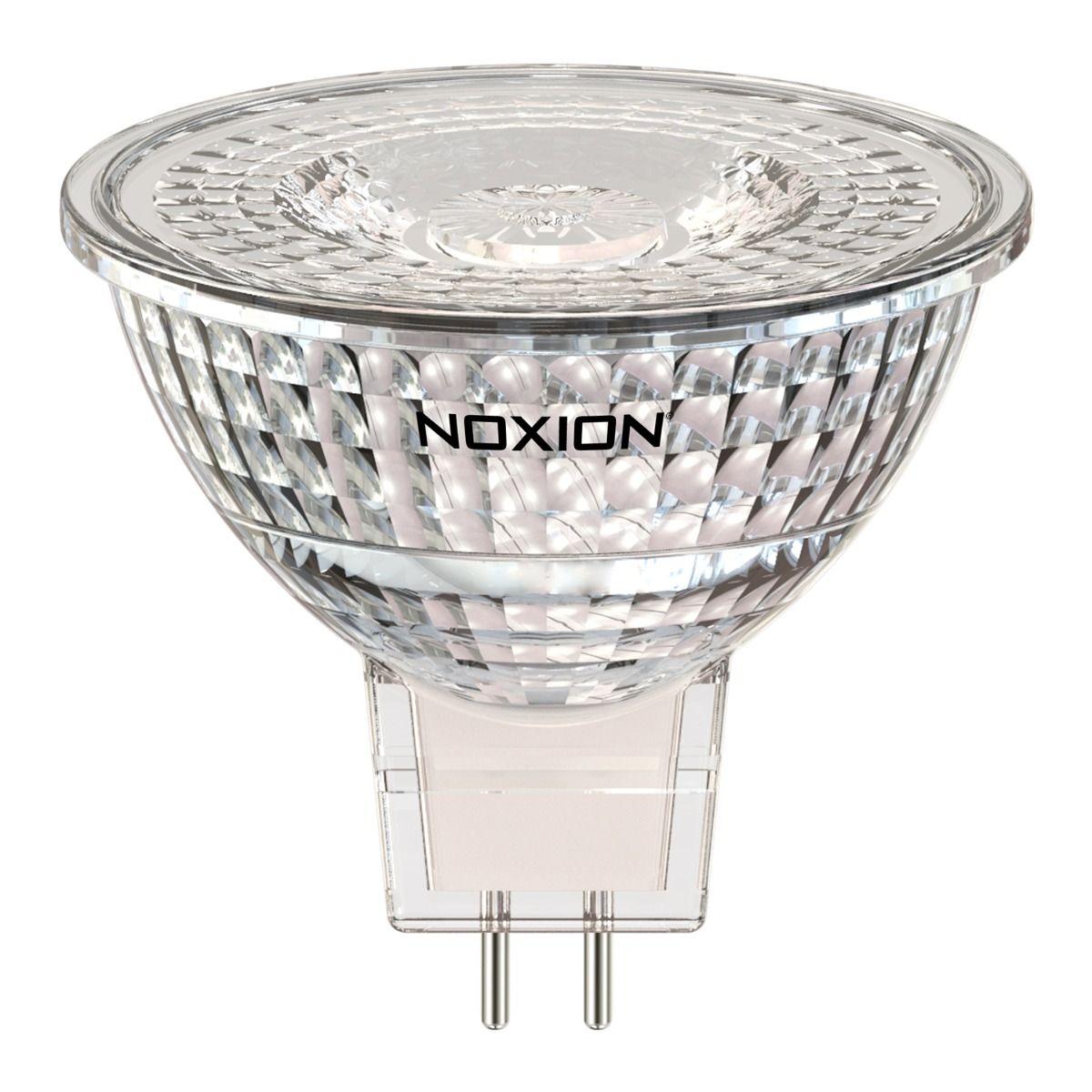 Noxion Spot LED GU5.3 3.2W 827 36D 270lm   Blanc Très Chaud - Substitut 20W
