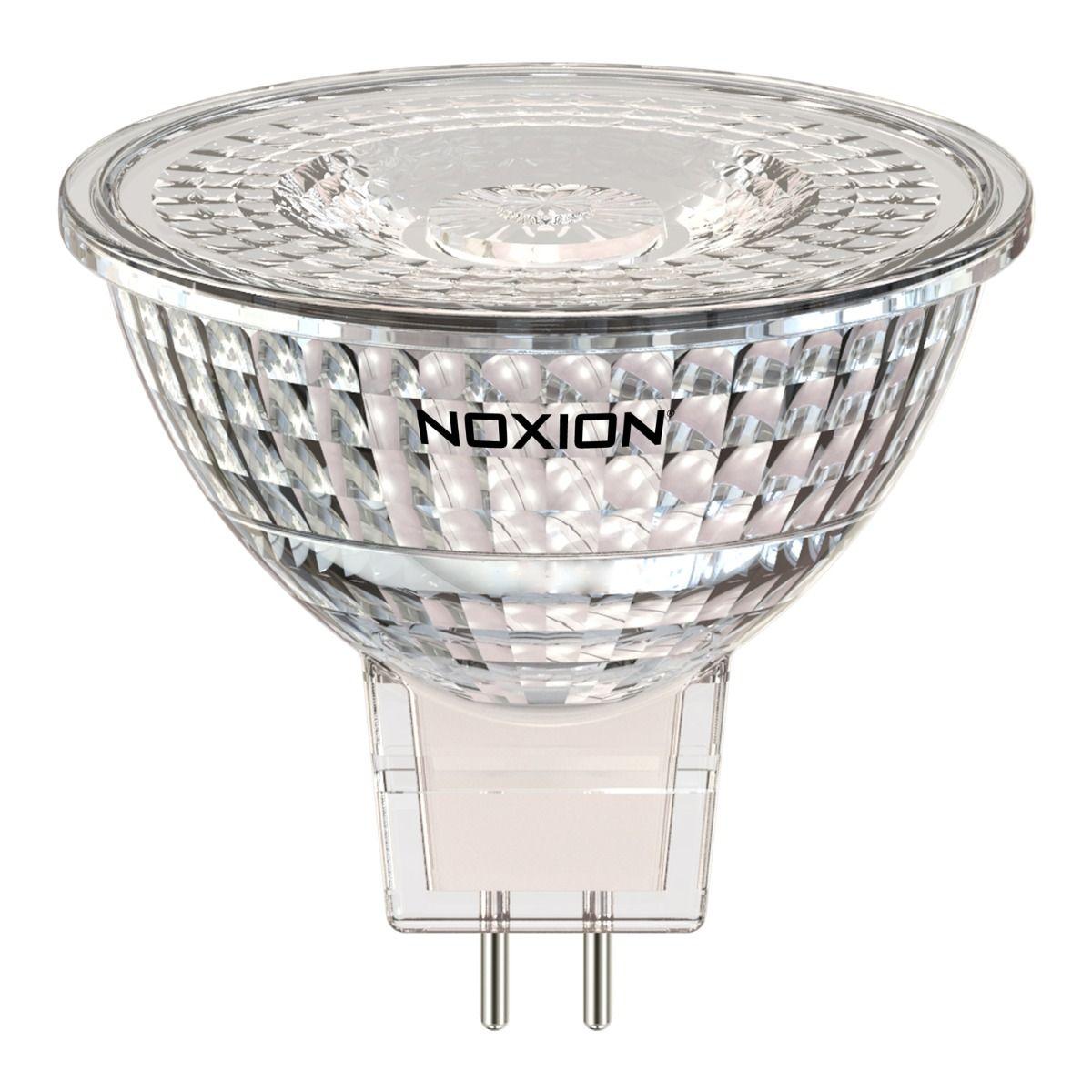 Noxion Spot LED GU5.3 4.5W 827 36D 400lm | Blanc Très Chaud - Substitut 35W
