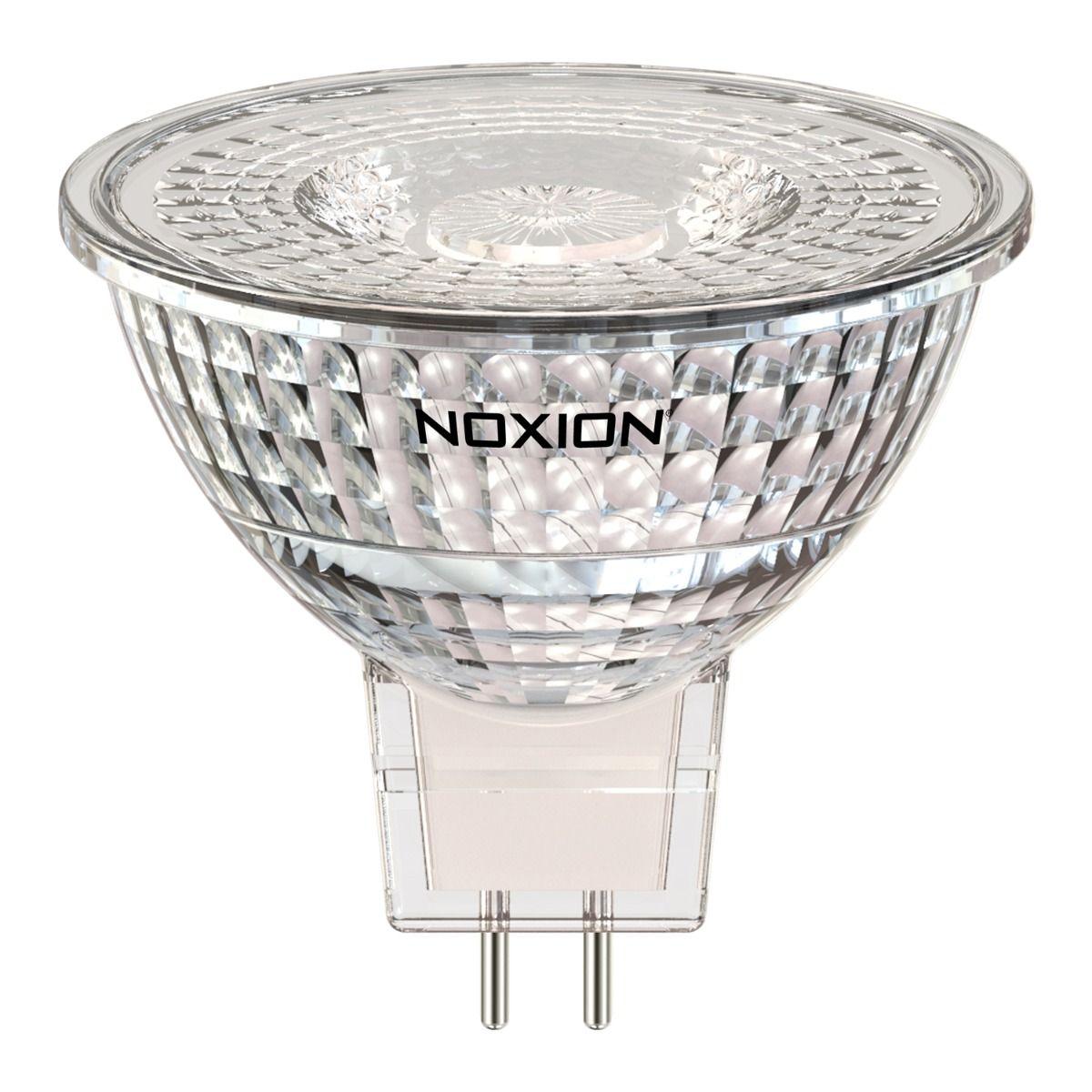 Noxion Spot LED GU5.3 5W 827 36D 470lm   Dimmable - Blanc Très Chaud - Substitut 35W