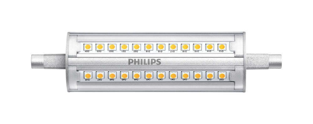 Philips CorePro R7s 14W 830 118mm   Dimmable - Substitut 100W