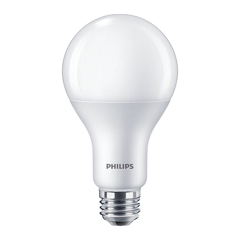 Philips Master LEDbulb E27 14W 927 A67 Dépolie | Meilleur rendu de couleur - Remplacement 100W