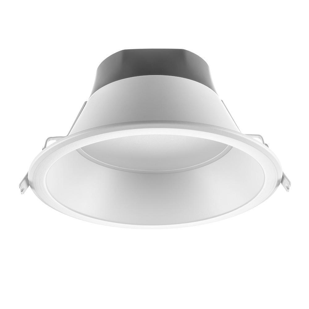 Noxion Downlight LED Vero Alu 3000K 2000lm Ø200mm