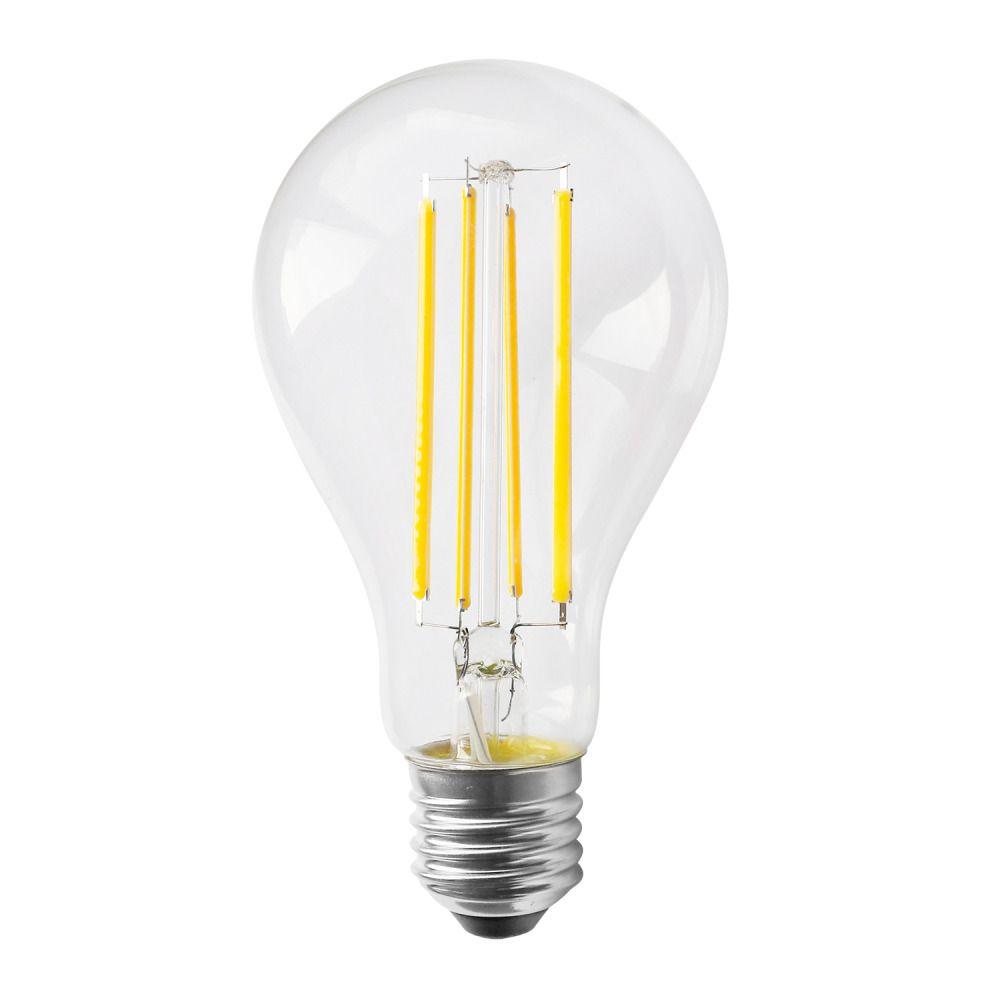 Noxion Lucent Classic LED Filament A70 E27 13W 827 Claire | Dimmable - Remplacement 100W