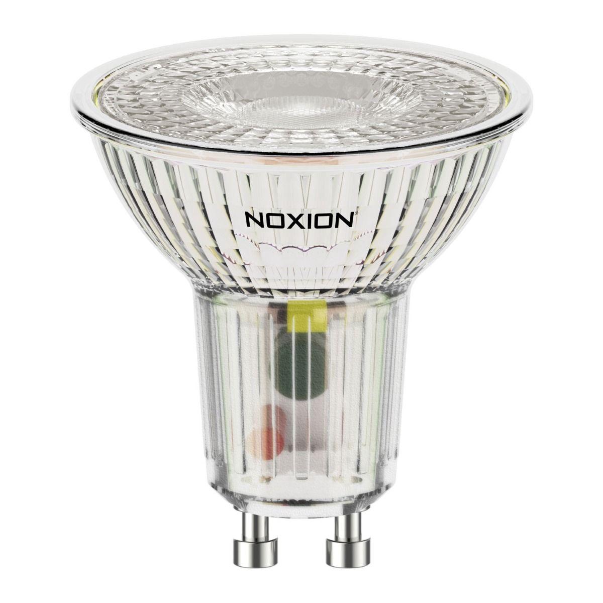 Noxion Spot LED GU10 4W 827 36D 390lm | Blanc Très Chaud - Substitut 50W