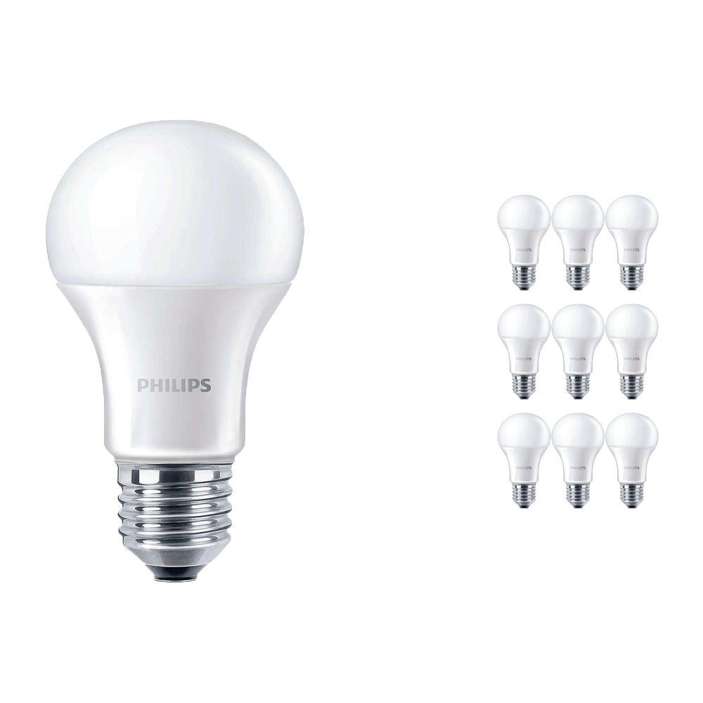 Lot 10x Philips CorePro LEDbulb 13.5 - 100W 827 E27