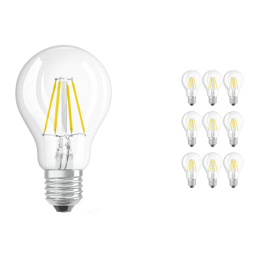 Lot 10x Osram Parathom Retrofit classique E27 A 7W 827 Filament | Remplacement 60W