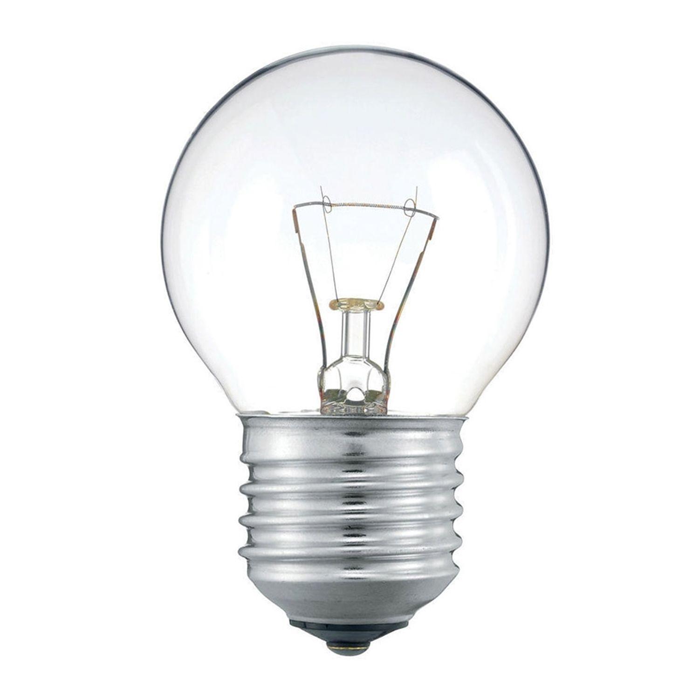 Standard Ampoule à Incandescence Round Claire P45 E27 25W 230V