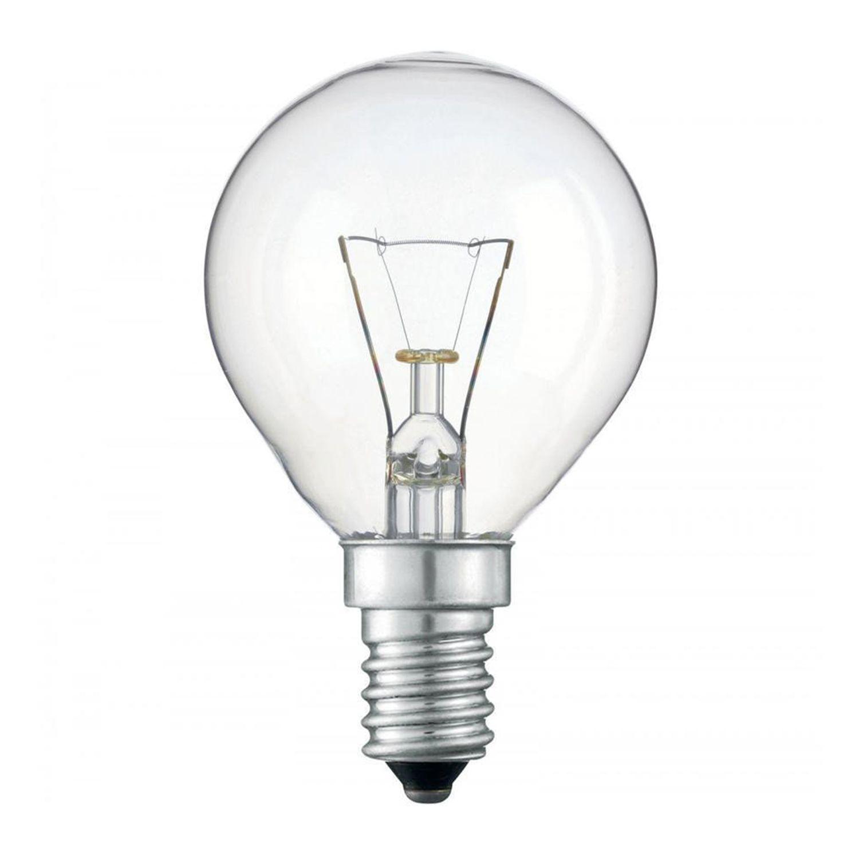 Standard Ampoule à Incandescence Round Claire P45 E14 40W 230V
