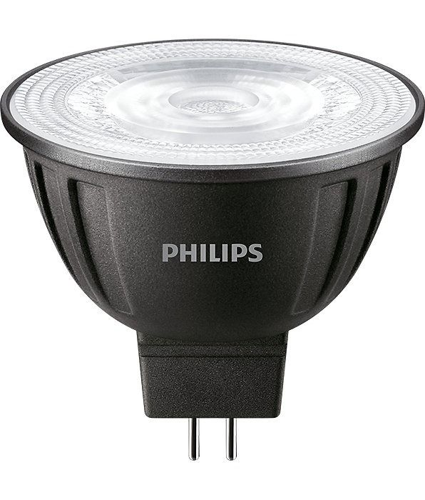 Philips LEDspot LV GU5.3 MR16 8W 830 24D MASTER   Dimmable - Substitut 50W
