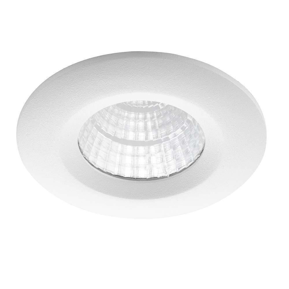 Noxion Spot LED pourseti IP44 2700K Blanc 6W   Dimmable
