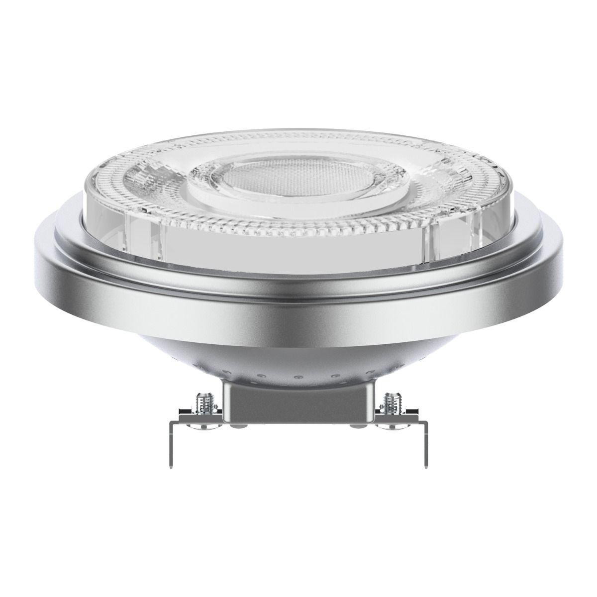 Noxion Lucent Spot LED AR111 G53 12V 11.5W 927 24D   Dimmable - Meilleur rendu des couleurs - Substitut 75W