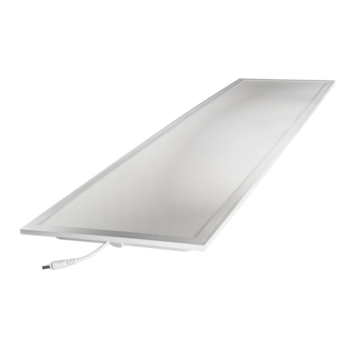 Noxion Panneau LED Delta Pro V2.0 Xitanium DALI 30W 30x120cm 4000K 4110lm UGR <19 | Dali Dimmable - Blanc Froid - Substitut 2x36W