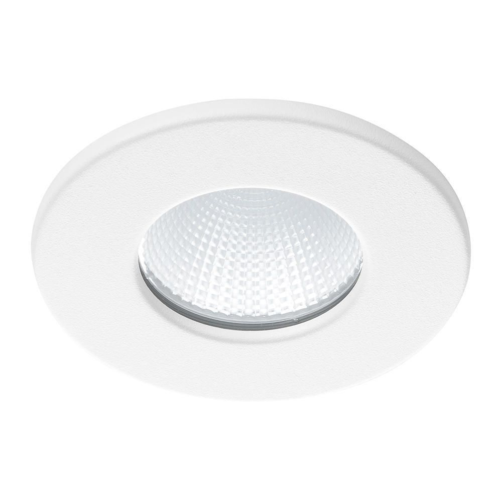 Noxion Spot LED Ember IP65 Fireproof 2700K Blanc 6W | Dimmable