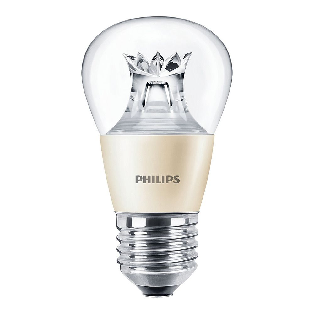Philips LEDluster E27 P48 4W 827 Claire MASTER | DimTone Dimmable - Substitut 25W