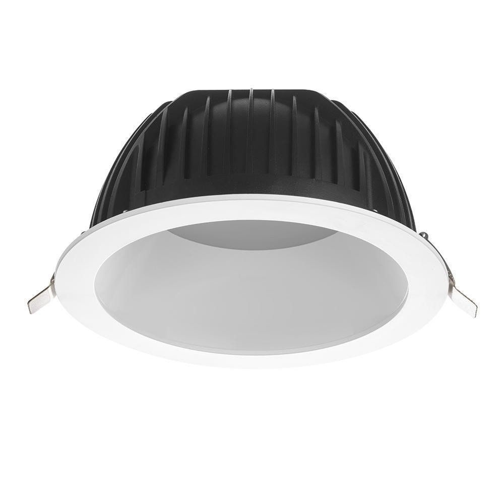 Noxion Downlight LED Opto IP40 3000K 1200lm Ø120mm | DALI Dimmable