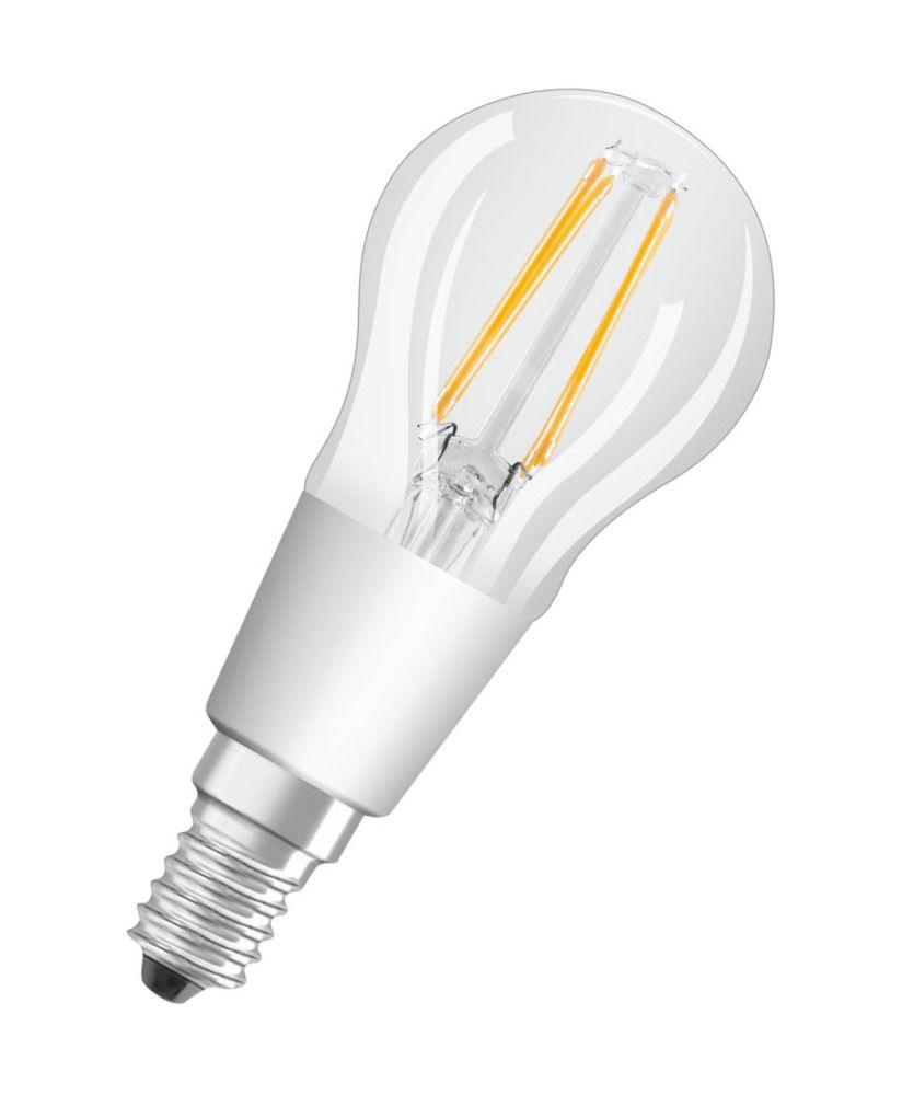 Osram Parathom Retrofit Classic E14 P 5W 927 Filament   Dimmable - Substitut 40W