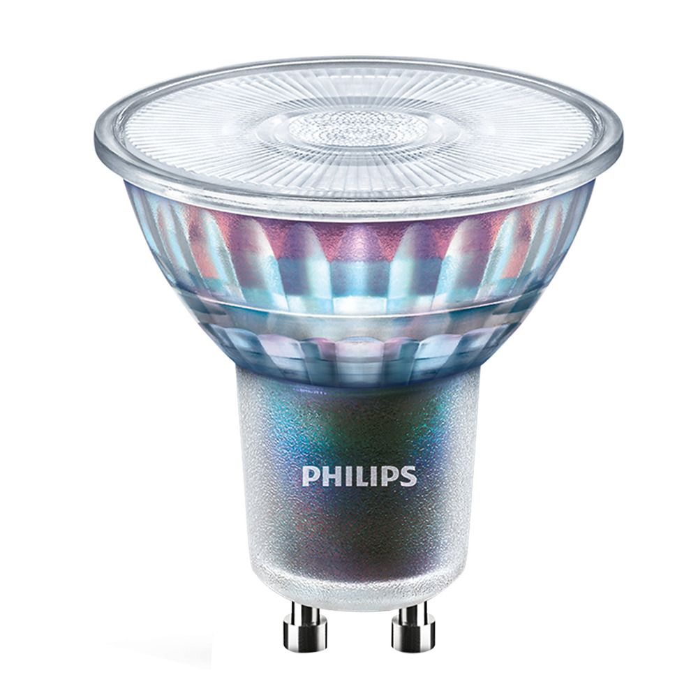 Philips LEDspot ExpertColor GU10 3.9W 927 36D MASTER | Dimmable - Substitut 35W