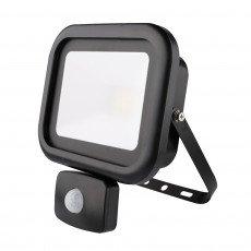 Noxion Projecteur LED Basic 3000K 30W   avec Sensor