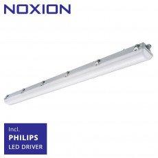 Noxion Réglette LED Étanche Pro 150cm 4000K 6600lm | (5x2.5mm2) - Substitut 2x58W