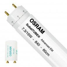 Osram SubstiTUBE Advanced EM T8 Tubes LED