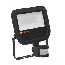 Ledvance Projecteur LED 50W 3000K 5500lm IP65 Noir  avec Sensor - Substitut 100W