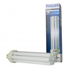 Philips PL-T 57W 840 4P MASTER | 4-pins