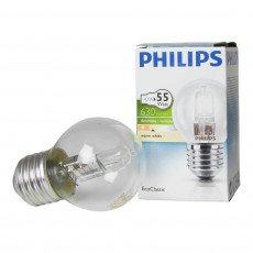 Philips EcoClassic Lustre 42W E27 230V P45 Claire