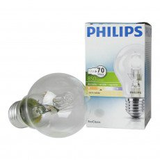 Philips EcoClassic 53W E27 230V A55 Claire