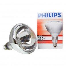 Philips BR125 IR 250W E27 230-250V Claire