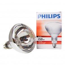 Philips BR125 IR 150W E27 230-250V Claire