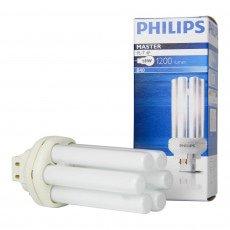 Philips PL-T 18W 840 4P MASTER | 4-pins