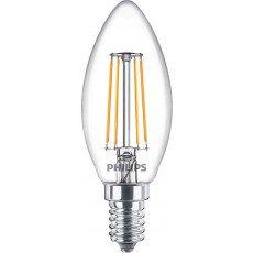 Philips Classic LEDcandle E14 B35 4.3W 827 Claire | Substitut 40W