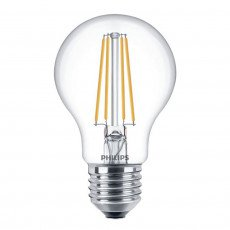 Philips Classic LEDbulb E27 A60 7W 827 Claire | Substitut 60W