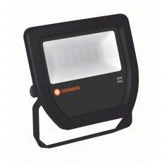 Ledvance Projecteur LED 20W 3000K 2100lm IP65 Noir| Substitut 50W