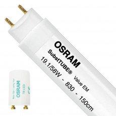 Osram SubstiTUBE Value EM 19.1W 830 150cm | Substitut 58W
