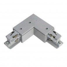 3 phase corner connector 90D V earth intern - Metal