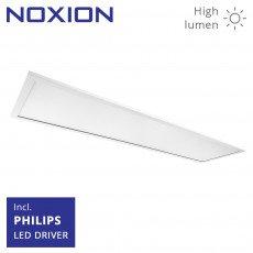 Noxion Panel LED Pro HighLum 30x120cm 3000K 43W UGR<19 | Substitut 2x36W