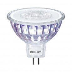 Philips LEDspot LV Value GU5.3 MR16 5.5W 830 60D MASTER | Dimmable - Substitut 35W