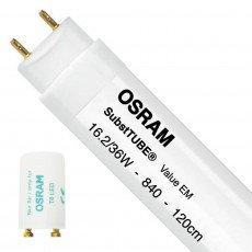 Osram SubstiTUBE Value EM 16.2 840 120cm | Substitut 36W