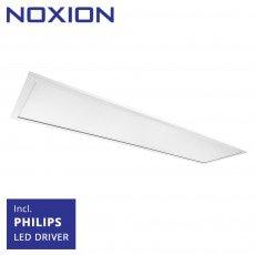 Noxion Panel LED Pro 30x120cm 33W 6500K UGR<19 | Substitut 2x36W