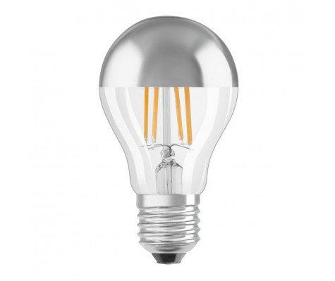 Osram Parathom Classic A E27 7W 827 Filament Miroir | Substitut 50W